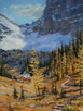 High Tamarack Trail 16 x 12 Oil