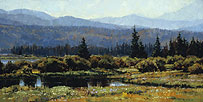 Quiet Inlet 12 x 24 Oil