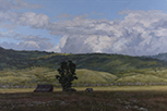Wyoming Monsoons  20 x 30 Oil